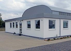 F.Sander Gebäude